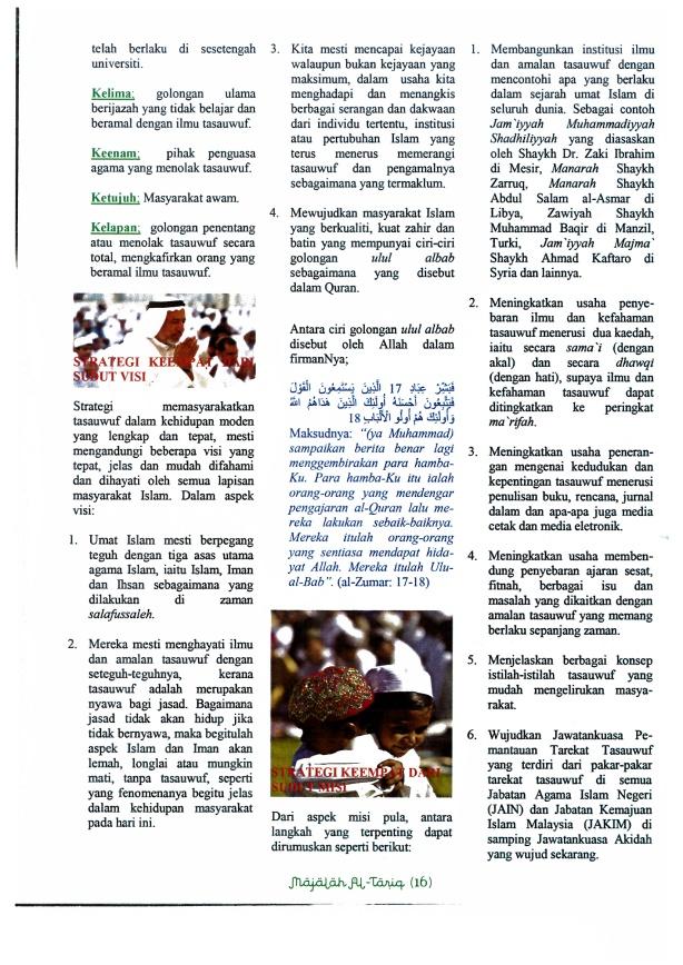 Majalah Al-Tariq 009